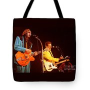 Glenn Frey Joe Walsh-0980 Tote Bag