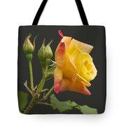 Glenn's Rose Tote Bag