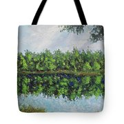 Glenoak Lake Tote Bag