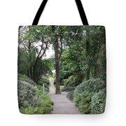Glenveagh Castle Gardens 4305 Tote Bag
