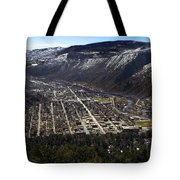Glenwood Springs Canyon Tote Bag
