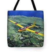 Gliding Over Hana Tote Bag
