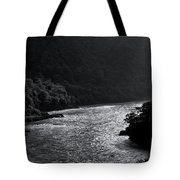 Glimmer On The Ganges Tote Bag