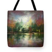 Glimpse Of A Moment Tote Bag