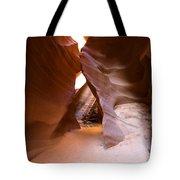 Glimpse Of Grandeur Tote Bag