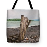 Glin Beach Breakers Tote Bag