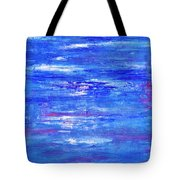 Glints On The Water Tote Bag