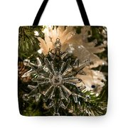 Glistening Holidays Tote Bag