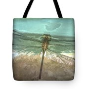 Glistening In Nature Tote Bag