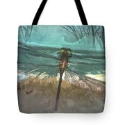 Glistening In The Forest Tote Bag