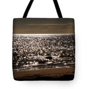Glistening On The Water Tote Bag