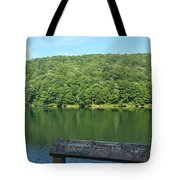 Glistening Water Tote Bag