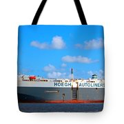 Global Carrier Tote Bag