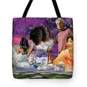 Global Dreaming Tote Bag