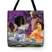 Global Dreaming Tote Bag