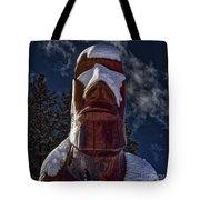 Global Warming Tote Bag