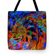 Globe Nebula Tote Bag