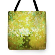 Glorious Flowers Tote Bag