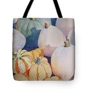 Glorious Gourds Tote Bag