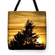 Glorious Guildford Sunset Tote Bag