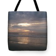Glorious Morning Jacksonville Beach Tote Bag