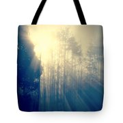 Glorious Morning Light Tote Bag