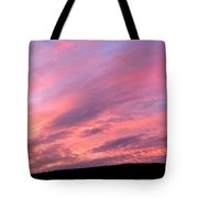 Glorious Nightfall  Tote Bag