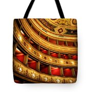 Glorious Old Theatre Tote Bag