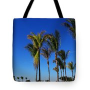 Glorious Palms Tote Bag
