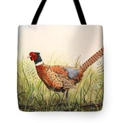 Glorious Pheasant-1 Tote Bag