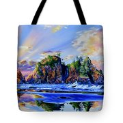 Glorious Point Of The Arches Tote Bag