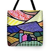 Glorious Sunrise Tote Bag