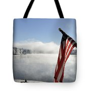 Glorious Winter Day Tote Bag