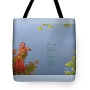 Glory Tote Bag