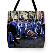 Glory Bound Tote Bag by David Lee Thompson