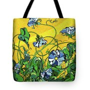Glory In The Flower Tote Bag