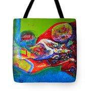 Glory Of Harmony Tote Bag