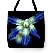 Glory Of The Snow Blue Giant Tote Bag