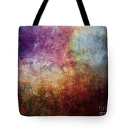 Glory Oil Abstract Painting Tote Bag