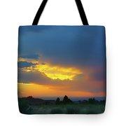 Glory Rays - Albuquerque Tote Bag