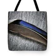 Glossy Iridescence  Tote Bag