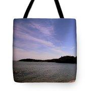 Gloucester Beach Tote Bag