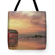 Gloucester Copper Paint Manufactory Tote Bag
