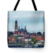 Gloucester Harbour Tote Bag