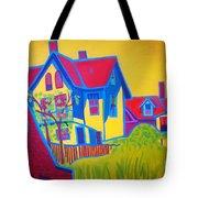 Gloucester Hilltop Tote Bag