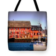 Gloucester Industry Tote Bag