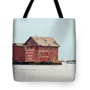 Gloucester Manufactory Tote Bag