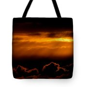 Glourious Sunrise Tote Bag