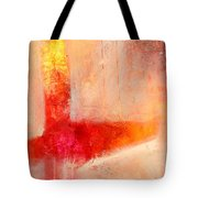 Glow 2 Abstract Art Tote Bag