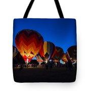 Glow 2015 Tote Bag